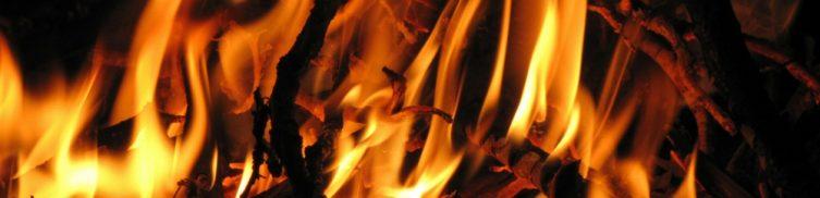 Bonfire Night in Guyhirn