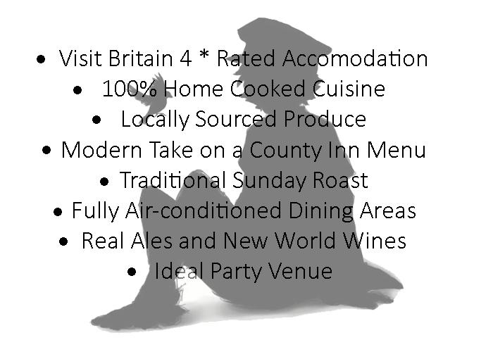restaurants in wisbech - accommodation in wisbech